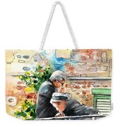 Together Old In Italy 01 Weekender Tote Bag