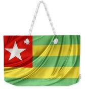 Togo Flag Weekender Tote Bag