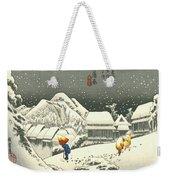 Tokaido - Kanbara Weekender Tote Bag