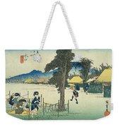 Tokaido - Minakuchi Weekender Tote Bag