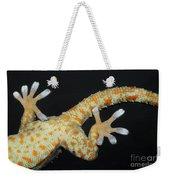 Tokay Gecko Feet Weekender Tote Bag