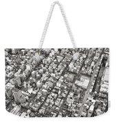 Tokyo City Weekender Tote Bag