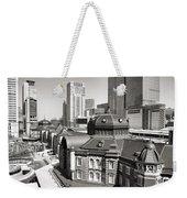 Tokyo Station Weekender Tote Bag