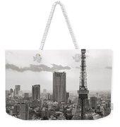 Tokyo Tower And The Zozo-ji Temple Weekender Tote Bag