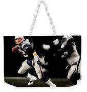 Tom Brady Scramble Weekender Tote Bag