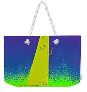 Tom Ray's Sailboat Weekender Tote Bag