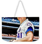 Tom Seaver Weekender Tote Bag