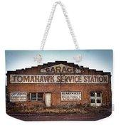 Tomahawk Garage Weekender Tote Bag