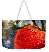 Tomato On A Vine Weekender Tote Bag