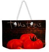 Tomatoes II Weekender Tote Bag