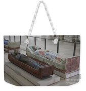 Tomb Of Richard I Of England Fontevraud Abbey Weekender Tote Bag