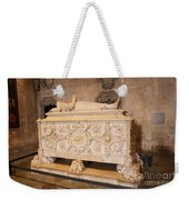 Tomb Of Vasco Da Gama Weekender Tote Bag