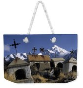 Tombs With A View Weekender Tote Bag
