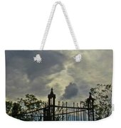 Tombstone Picture Perfect Halloween Image Weekender Tote Bag