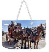 Tombstone Stagecoach 2 Weekender Tote Bag