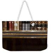 Tomes Weekender Tote Bag