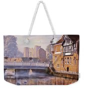 Tonbridge Castle Weekender Tote Bag