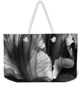 Tones Of Iris Weekender Tote Bag