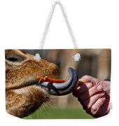 Carrots Are Good For You Weekender Tote Bag