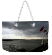 Tonle Sap River Phnom Penh Weekender Tote Bag