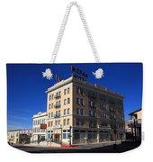 Tonopah Nevada - Mizpah Hotel Weekender Tote Bag