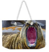 Tonsils And Trunks Weekender Tote Bag