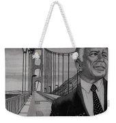 Tony Bennett Weekender Tote Bag