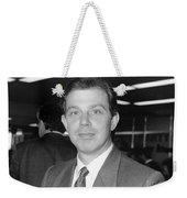 Tony Blair Weekender Tote Bag
