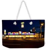 Tony Lukes - Cheese Steaks Weekender Tote Bag