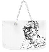 Tony Weekender Tote Bag