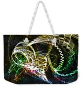 Too Long In A Dark Cave  Weekender Tote Bag