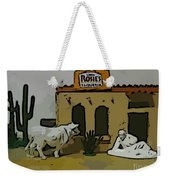 Too Much Tequila Weekender Tote Bag