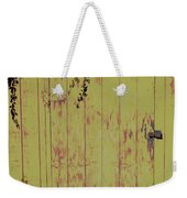 Tool Shed One Weekender Tote Bag