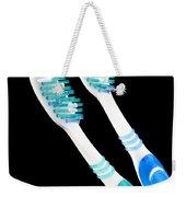 Toothbrush Weekender Tote Bag