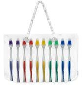 Toothbrushes Weekender Tote Bag
