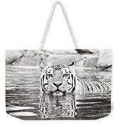 Top Cat Weekender Tote Bag by Scott Pellegrin
