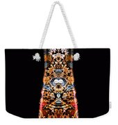Top Count D Weekender Tote Bag
