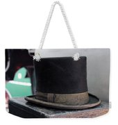 Top Hat Weekender Tote Bag