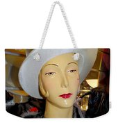 Top Hat Tallulah Weekender Tote Bag