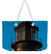 Top Of The Key West Lighthouse  Weekender Tote Bag