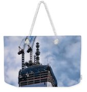 Top Of The World Weekender Tote Bag