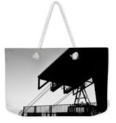 Top Of The World San Marino Cable Car Weekender Tote Bag