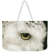 Topaz In The Snow Weekender Tote Bag