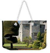 Topiary Garden Weekender Tote Bag