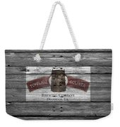 Toppling Goliath Weekender Tote Bag