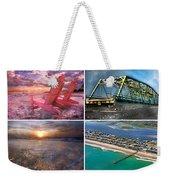Topsail Glory Weekender Tote Bag