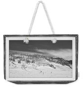 Topsail Island Day Of The Dunes  Weekender Tote Bag