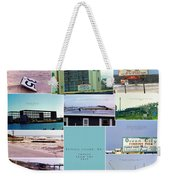 Topsail Island Images From The Past Weekender Tote Bag