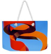 Torch Of Friendship Weekender Tote Bag