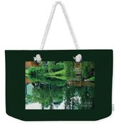 Reflections On Toronto Island Weekender Tote Bag